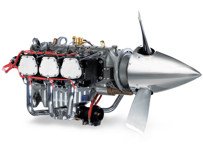 lycoming thunderbolt – aviator