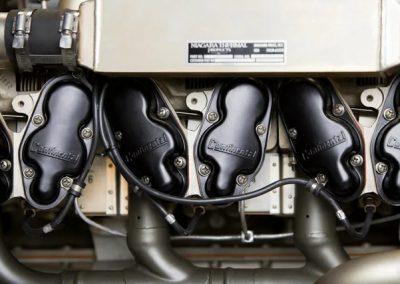continental, Continental Aerospace, Nicholson McLaren