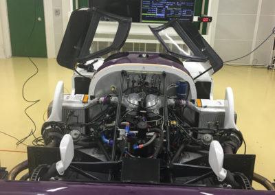 Jaguar xjr, Jaguar XJR, Nicholson McLaren