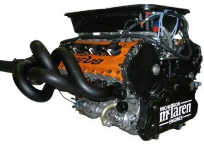 XB V8, NME XB V8, Nicholson McLaren