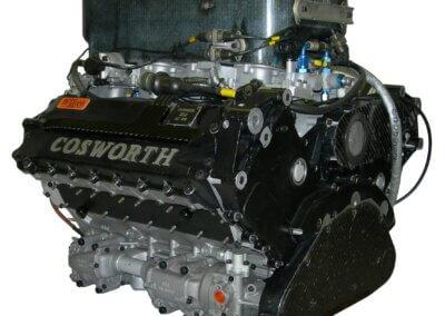 nicholson mclaren cosworth DFV V8