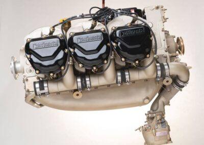 continental engine 0 470