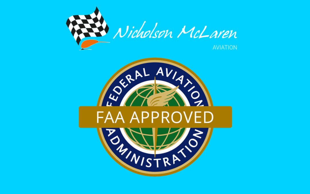 NMA now FAA approved