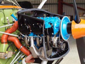 Lycoming O 320 E2D Engine 009