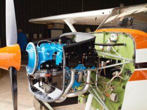 Lycoming O 320 E2D Engine 011
